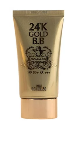 Urban Dollkiss Agamemnon 24K Gold BB крем 50 мл SPF 50