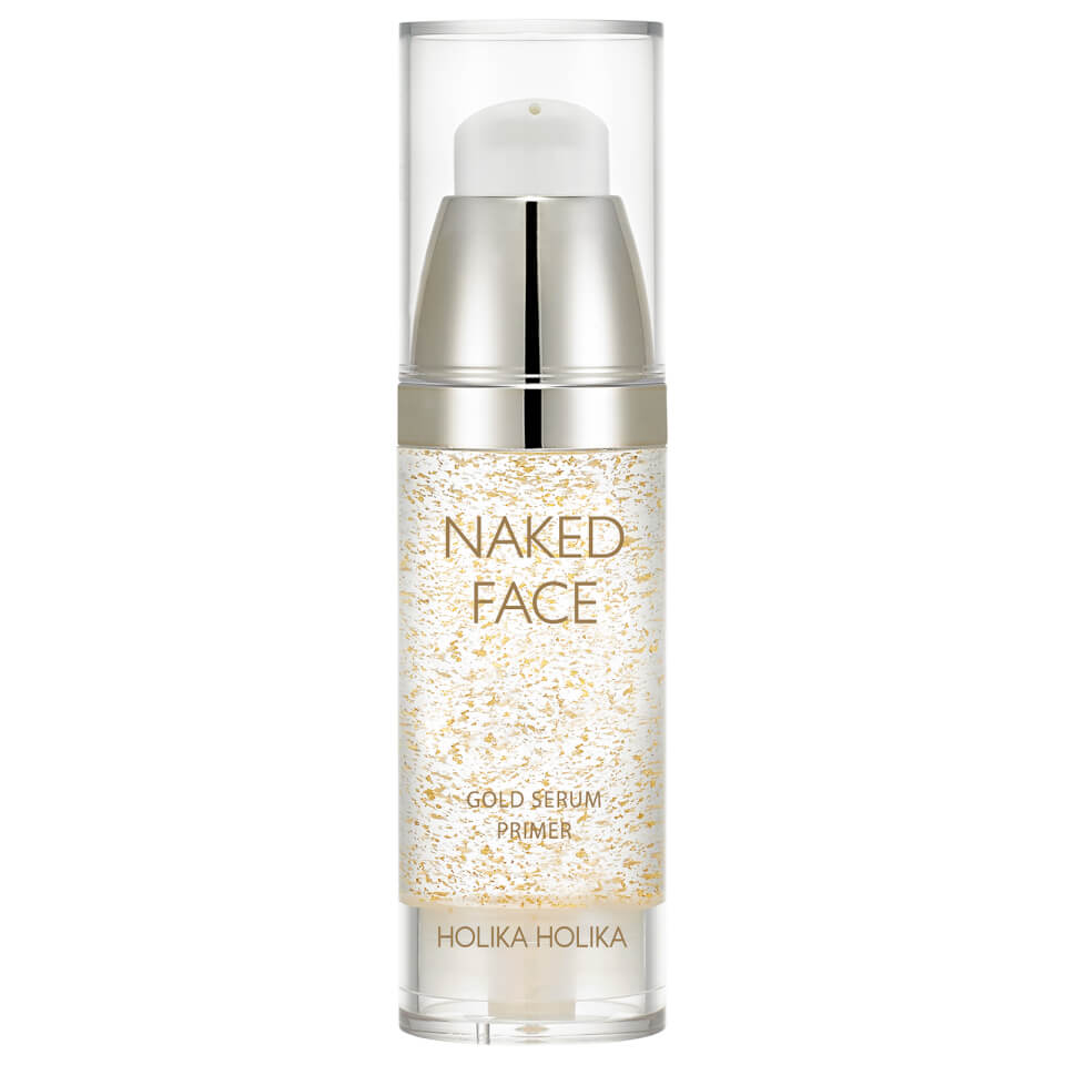 Holika Holika Naked Face Gold Primer