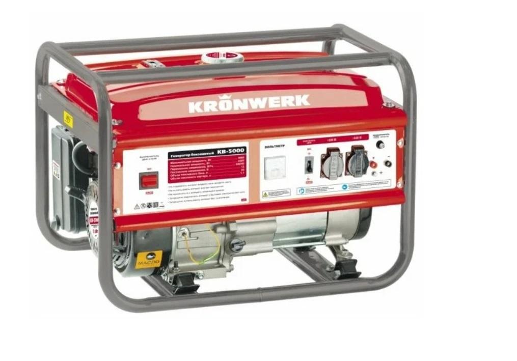 KRONWERK KB 5000 (4500 Вт)
