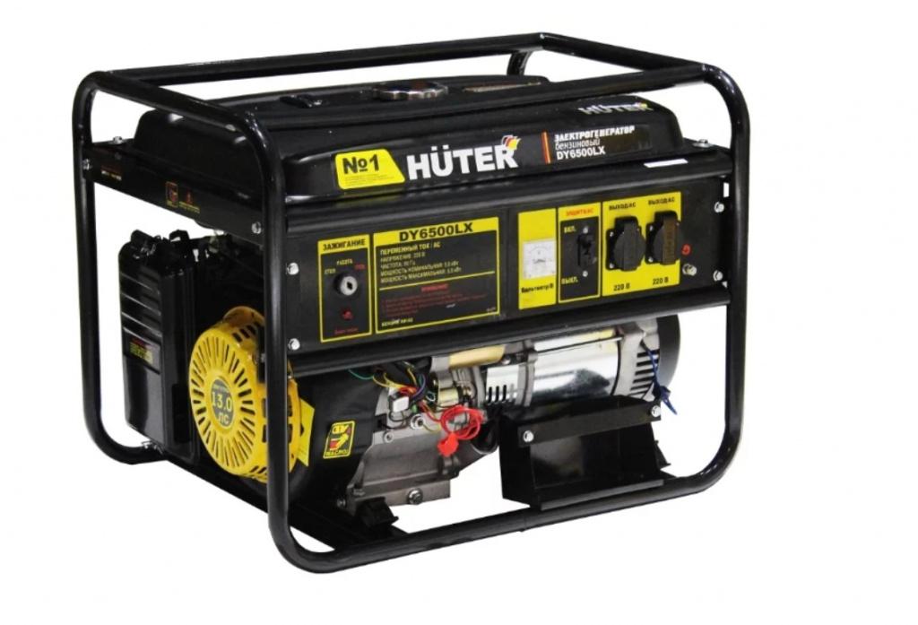 HUTER DY6500LX (5000 Вт)