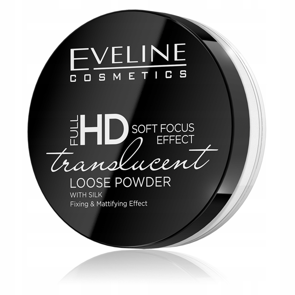 Eveline Cosmetics Full HD Soft Focus Translucent Loose Powder