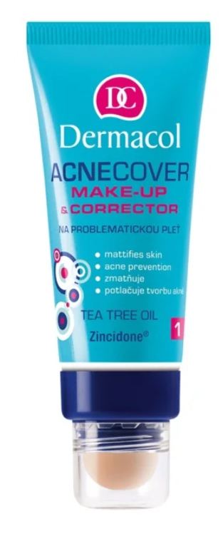 Dermacol Acnecover Make-Up and Corrector