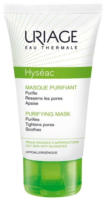 Uriage Hyseac Purifying Mask