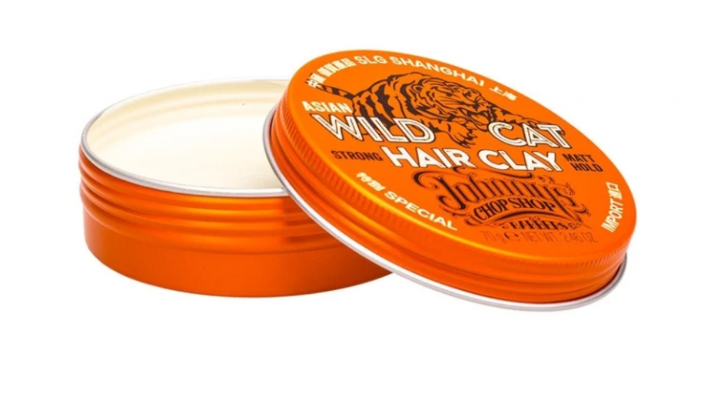 Wild Cat Hair Sculpting Clay от бренда Johnny's Chop Shop