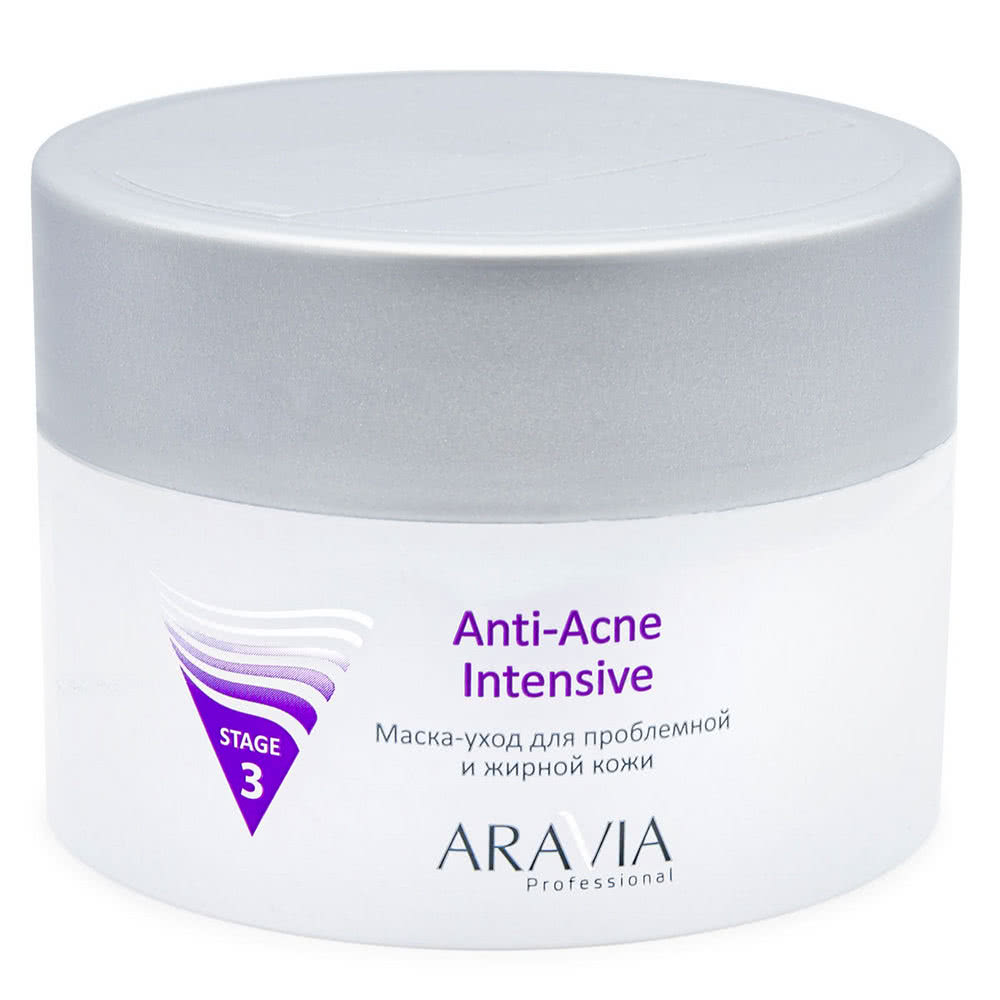 Маска-уход ARAVIA Professional Anti-Acne Intensive