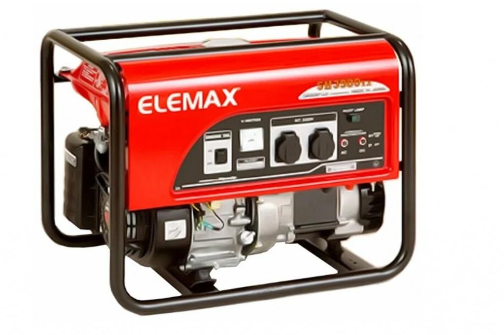 ELEMAX SH6500EX-R (5000 Вт)
