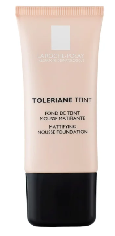La Roche-Posay Toleriane Teint Mattifying Mousse Foundation SPF 20