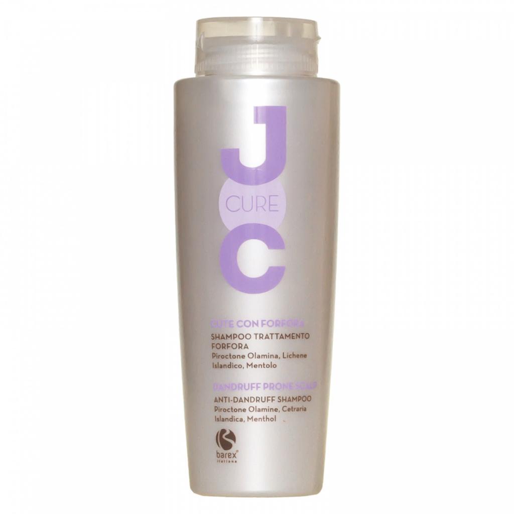 Шампунь против перхоти с пироктон оламином, исландским лишайником и лавандой «JOC CURE»