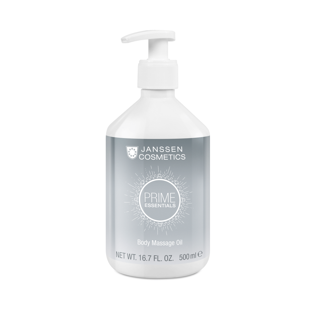JANSSEN COSMECEUTICAL Body Massage Oil