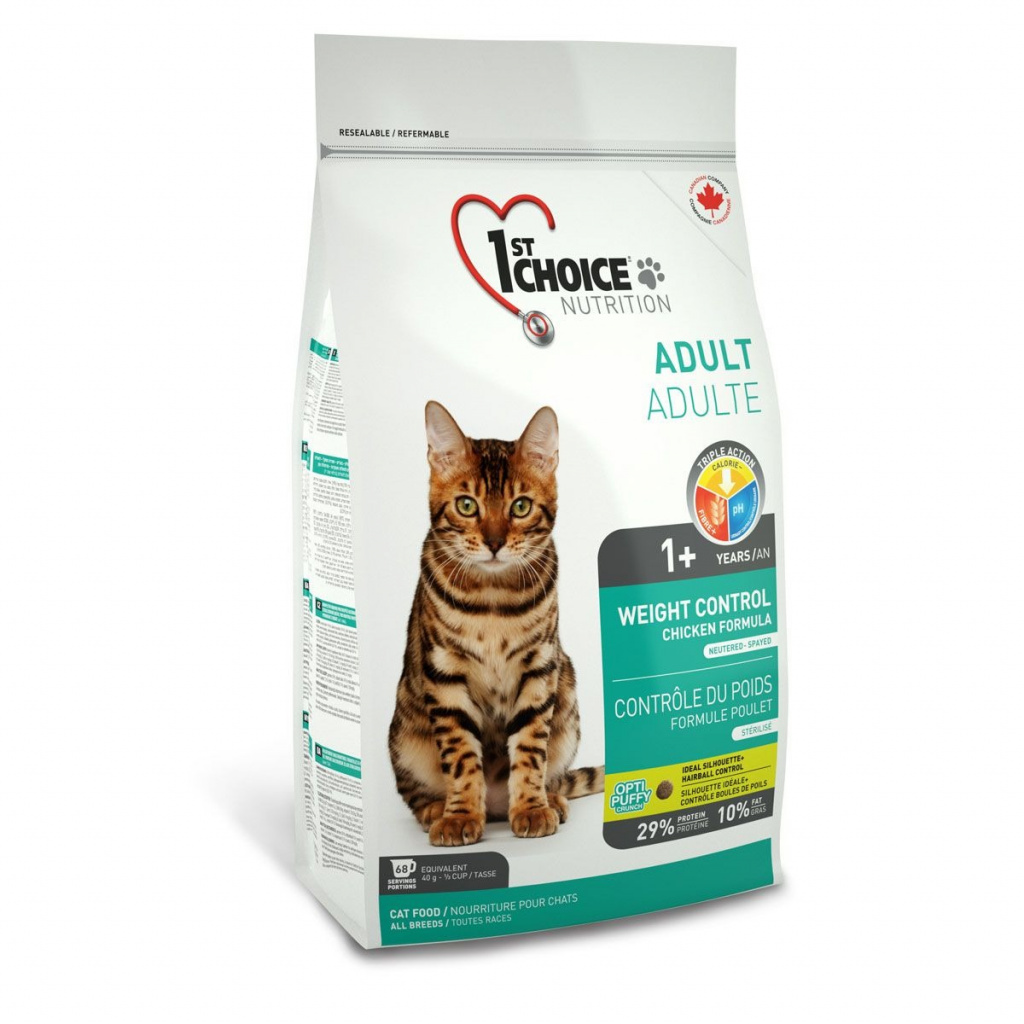 1st Choice Adult Cat Chicken Formula
