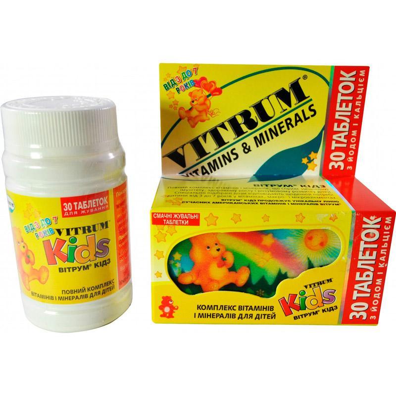 каждый витамины витрум в картинках проводимое лечение, состояние