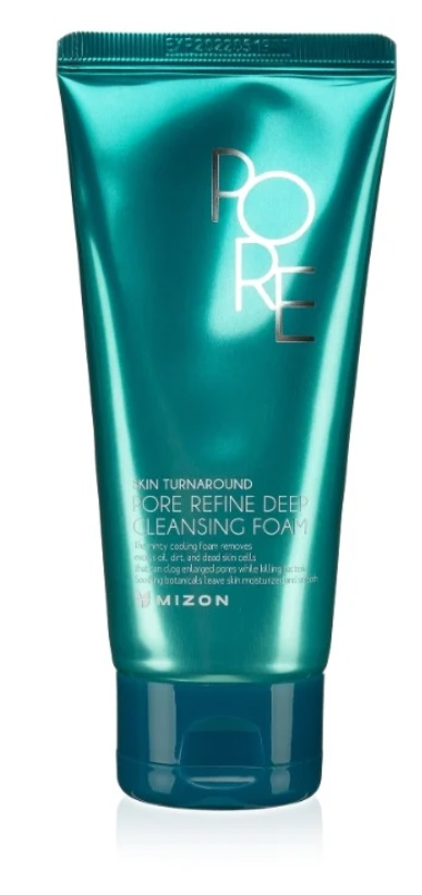 Mizon Pore refine deep cleansing foam