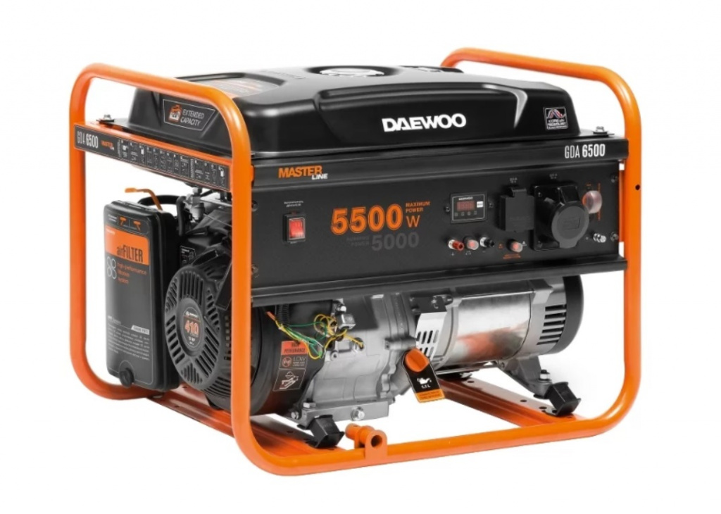 DAEWOO POWER PRODUCTS GDA 6500 (5000 Вт)