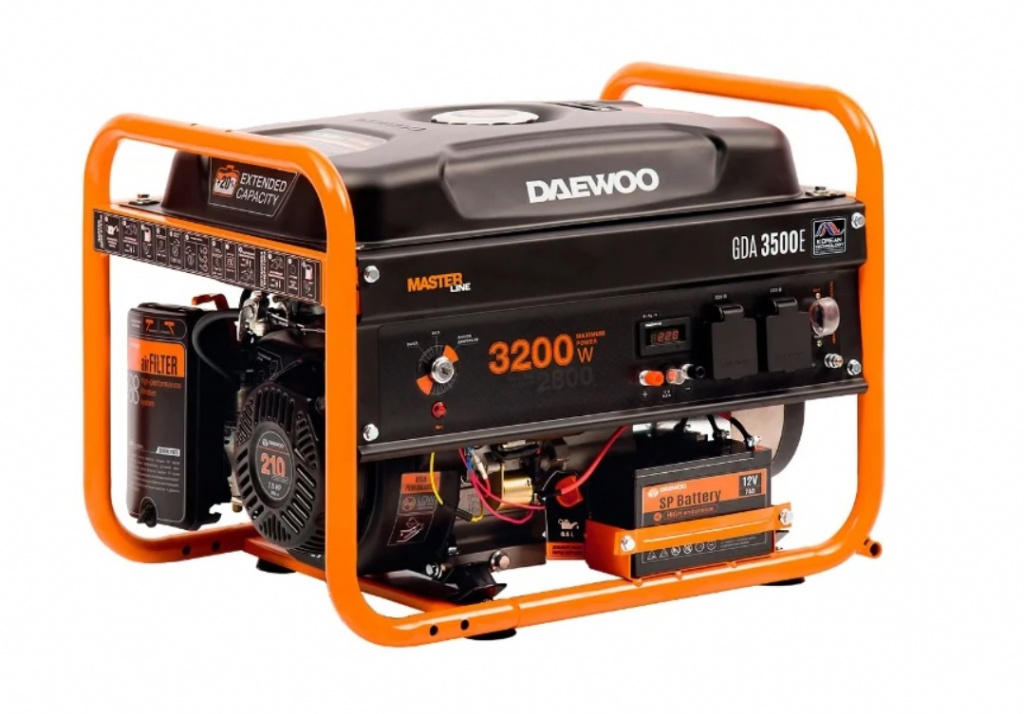 DAEWOO POWER PRODUCTS GDA 3500E (2800 Вт)