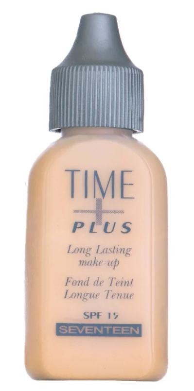 Seventeen Time Plus Long Lasting make-up